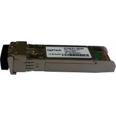 Модуль SFP+, 10GBase-ZR, 1550nm, 80km