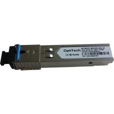 Модуль SFP, WDM, TX/RX=1310/1490nm, SC, 20km, DDMI