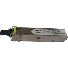 Модуль SFP, WDM, TX/RX=1550/1310nm, LC, 3km, DDMI