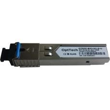 Модуль SFP, WDM, TX/RX=1310/1550nm, SC, 3km, DDMI