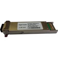 Модуль XFP, WDM, TX/RX=1330/1270nm, 20km